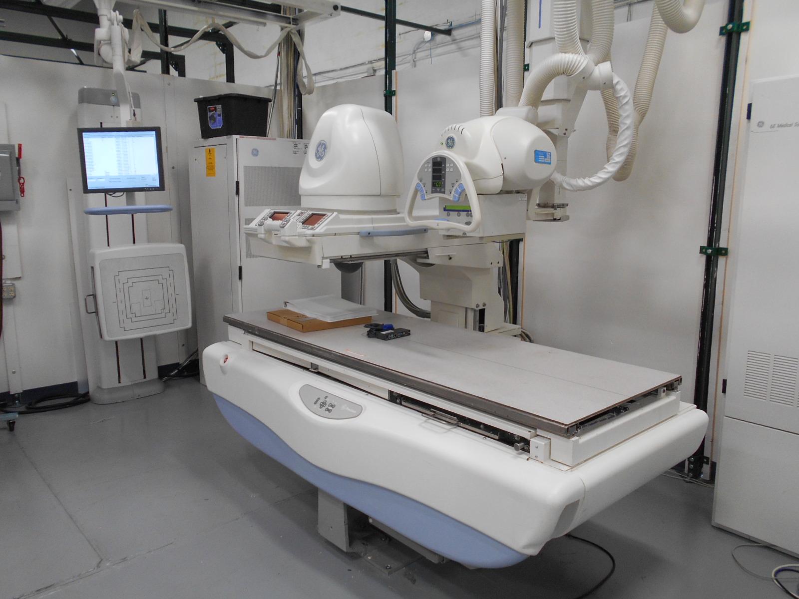 Ge Precision 500d R F System Rsti Exchange Engineered